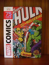 Marvel Comics: 75 Years of Cover Art - Hardcover w/Slip Case DK/2014