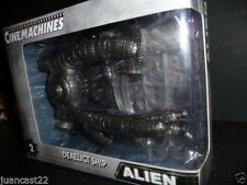 Neca Alien CineMachines Die Cast Derelict Ship from Aliens Movie Mint in Box NEW