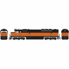 NEW ATHEARN GENESIS HO MILWAUKEE ROAD EMD FP45 - 5
