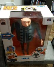 Despicable Me 2 Electronic Gru The Talking Genius New