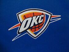 NBA Oklahoma City Thunder National Basketball OKC Fan Blue Net Dri T Shirt S