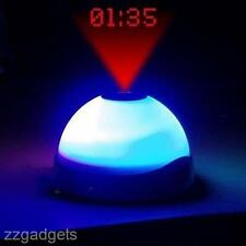 Creative Magic Starry Projection Light Lamp Alarm Clock Christmas Home Decor HOT