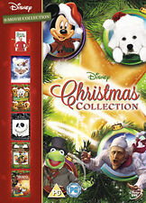 DISNEY CHRISTMAS COLLECTION 6DVD BOX SET (SANTA CLAUSE / A C - DVD - REGION 2 UK