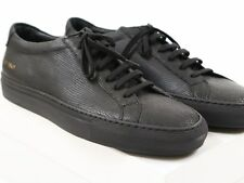 NEW COMMON PROJECTS ACHILLES Special Edition Black Leather 42 EU