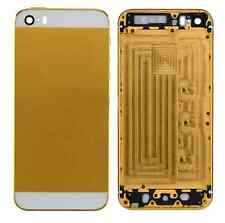 For iPhone 5S Replacement Complete Metal Back Battery Housing Cover Case Gold