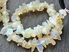 "ETHIOPIAN WELO OPAL CHIPS, approx 5x6mm, 7.5"" strand, 70 beads"