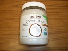 Nutiva Organic Virgin Coconut Oil, 54 Ounce-Unrefined-Cold-Pressed