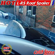 Unpainted LRS Style Roof Spoiler Wing For Mazda 3 II Axela 2010 ~ 2013 Sedan ♘