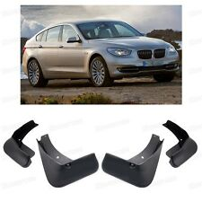 NEW 4 Mud Flaps Splash Guard Fender Mudguard for BMW 5-Series GT F07 2010-2015