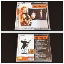 """ENNIO MORRICONE """"LA MUSICA DI ENNIO MORRICONE"""" RARO CD 2005 ITALY"""