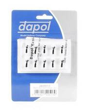 Dapol - 2A-000-013 - Magnetic Couplings Long Arm - 5 PAIRS PER PACK - N GAUGE -!