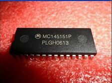 MOTOROLA MC145151P DIP-28 Parallel-Input PLL Frequency