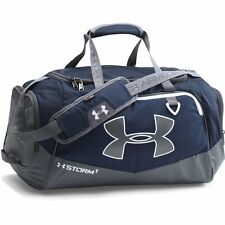 UNDER ARMOUR NEW Men's Duffel Bag Undeniable Small Navy Blue BNWT