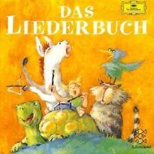 DAS LIEDERBUCH-72 KINDERLIEDER 2 CD NEU