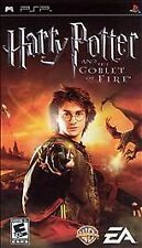 Harry Potter and the Goblet of Fire for Sony PSP (Brand New) - FREE USA SHIPPING