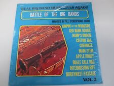 BATTLE OF THE BIG BANDS~VOL.2~Factory Sealed LP