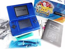 Nintendo DS Console Pikachu Blue Pokepark 2005 Limited Model Pokémon Japan NDS