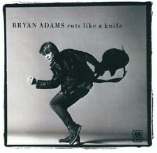 Cuts Like A Knife - Bryan Adams (1987, CD NIEUW)