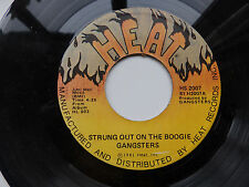 chicago gangsters strung out on the boogie 1981 funk modern soul mint import