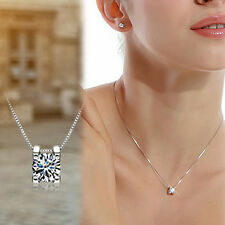 The Only! Chic Silver PlateSymbol Love Clavicle Pendant Necklace Lovers Gift DIS