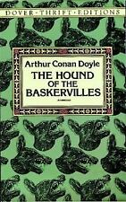The Hound of the Baskervilles (Dover Thrift Editions)-ExLibrary
