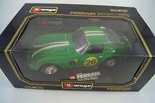 Bburago Burago Modellauto 1:18 Ferrari 250 GTO 1962 Cod. 3011 Nr. 26 *in OVP*