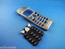 Original Nokia 6210 front cover case carcasa cáscara vibra teclado bronce nuevo