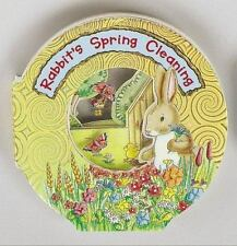 Rabbit's Spring Cleaning : Spring Little Window Books
