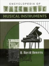 Encyclopedia of Automatic Musical Instruments-ExLibrary
