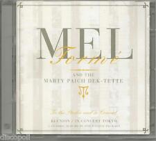 Mel Tormé And The Marty Paich Dek-Tette In The Studio And In Concert 2 CD 2000