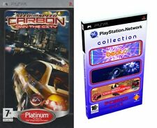 need for speed carbon & Network Beats&Flow&Syphon Filter Combat ops new&sealed