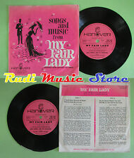 LP 45 7''JACK PARNELL & ORCHESTRA MIKE SAMMES SINGERS MY FAIR LADY no cd mc