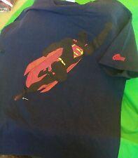 Superman T-shirt XL Graphitti NEW OLD STOCK