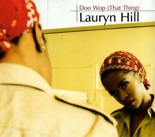 LAURYN HILL - Doo Wop (That Thing) (NEW 4trk CD single)