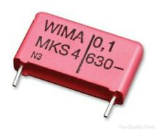 5 X WIMA, MKS0C031000C00KSSD, CAPACITOR, 0.1UF, 63V, RADIAL