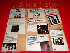 PHILIPPINES:HEADLINERS LP,Vinyl,RARE,MIKE OLDFIELD,Depeche Mode,Culture Club,OOP