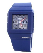 Casio Baby-G * BGA200DT-2E Dot Pattern Square Dial Blue Resin Watch COD PayPal