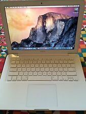 "Apple MacBook A1342 13.3"" 2010 Laptop Intel C2D 2.4ghz 8GB 250GB New OS Sierra"