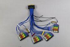 NCI Logic Analyzers Flying Lead Set LDXL36AB for NCI GoLogic XL A & B Channels
