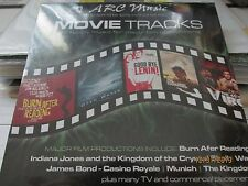 ARC MUSIC, MOVIE TRACKS; 17 TRACK PR CD SAMPLER, NEW, STILL SEALED