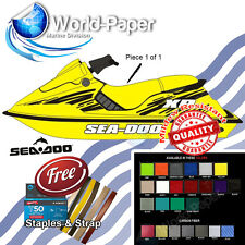 SEA DOO Seat Cover Skin 89-99  XP SP  SPI ALL COLORS !! :)