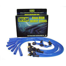 Taylor Cable 64661 Spark Plug Wire Set; High Energy Blue 8mm Resistor Core