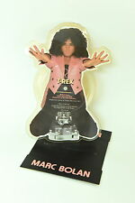 Bolan/T REX Picture Shaped Disc w/cardboard plinth stand-UK
