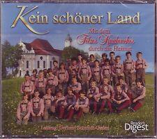 Kein schöner Land - Mit dem Tölzer Knabenchor....  -   Reader's Digest 4 CD  OVP