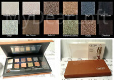 CARGO Vintage Escape Eye Palette - 12 Eyeshadows in a Sleek Faux Leather Palette