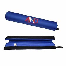 ARD Weight Lifting Barbell Squat Pad Protective Padding for Shoulders Blue 16""
