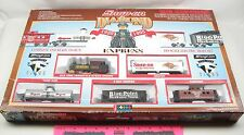 Life Like HO scale Snap-on Diamond Express Train set 8911