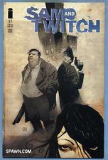 Sam & Twitch #17 2000 Spawn Brian Michael Bendis Alex Maleev Ashley Wood Image