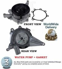 FOR JAGUAR S TYPE 2.5 3.0  XF XJ 3.0 V6 1999--   NEW WATER PUMP + GASKET KIT