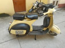 Vespa 150cc scooter 1967 model project